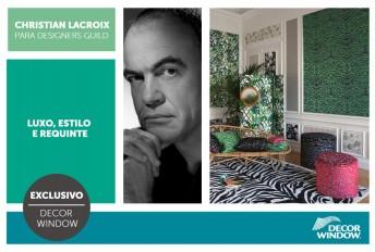 Christian Lacroix para Designers Guild